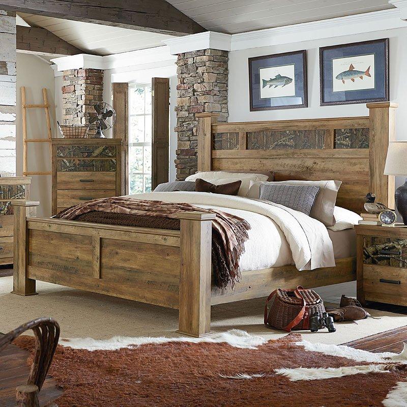 Habitat Poster Bed Standard Furniture Furniture Cart