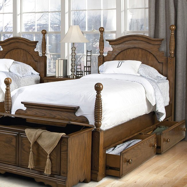 Hunters Ridge Youth Poster Bed