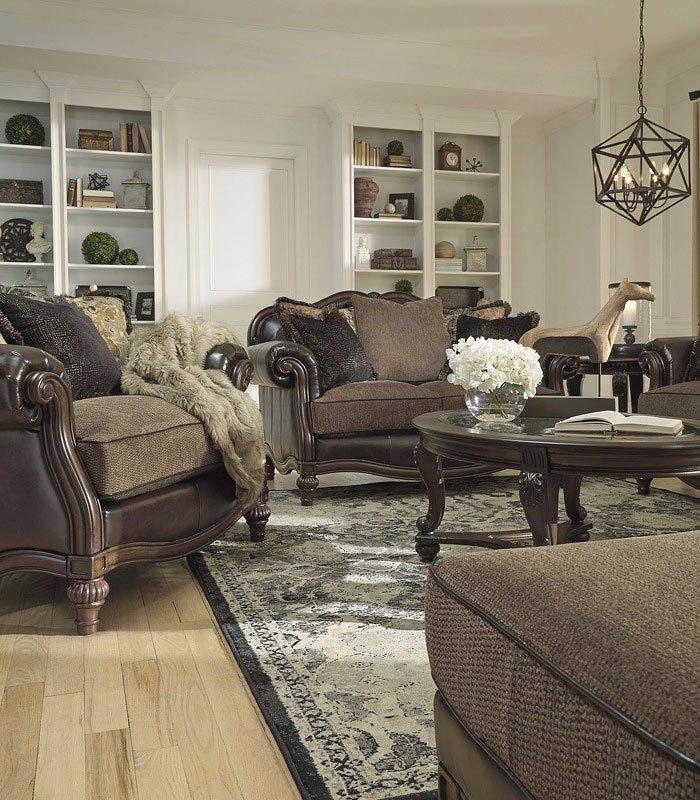 Etonnant Winnsboro DuraBlend Vintage Living Room Set