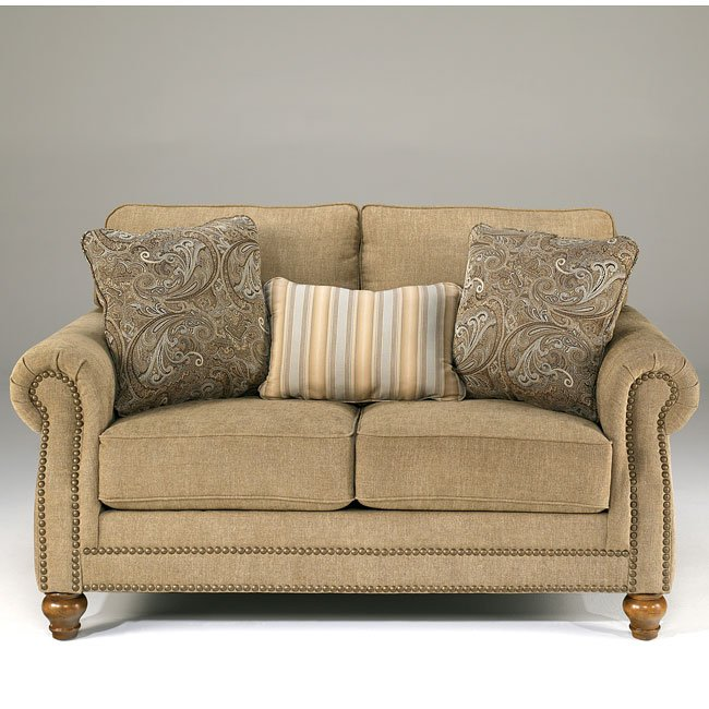 Prelude - Champagne Loveseat