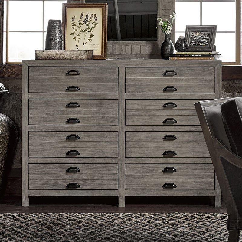Universal Furniture Gilmore Bedroom Set With Biscayne Bed