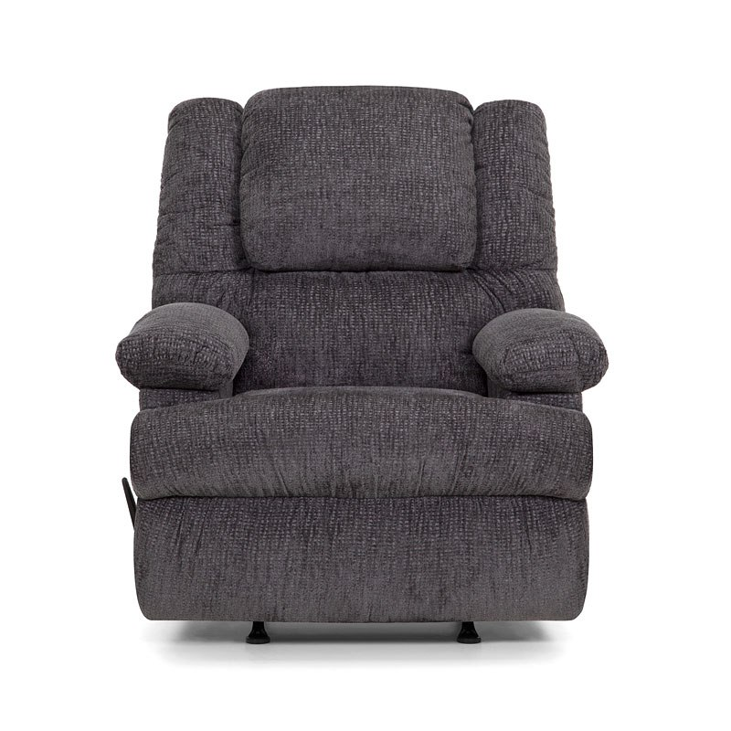 Stupendous Clayton Rocker Recliner Atlantic Graphite Bralicious Painted Fabric Chair Ideas Braliciousco