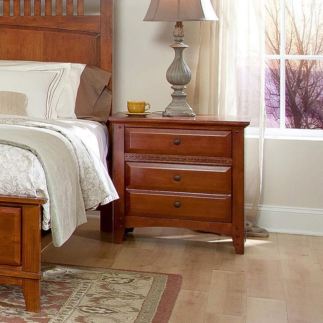 Simply Shaker Too Nightstand