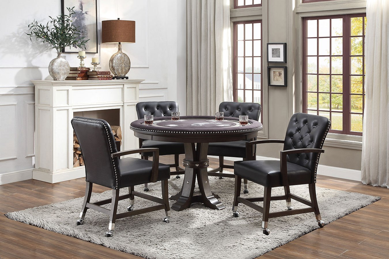 Ante Game Table Set