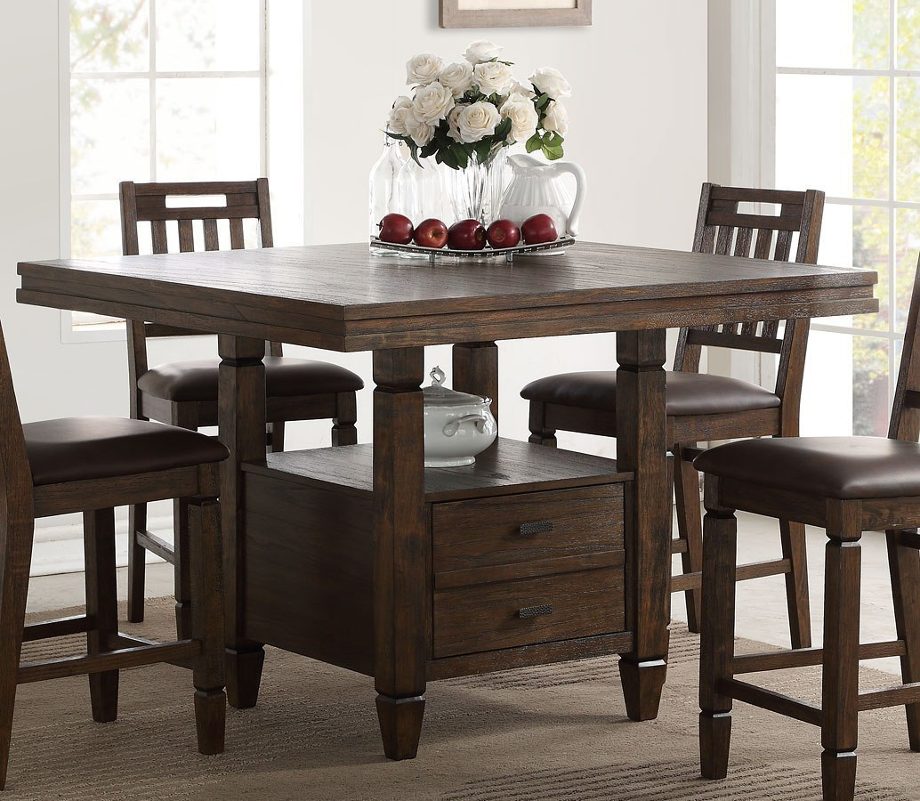 Magnificent Cortez Counter Height Dining Table Caraccident5 Cool Chair Designs And Ideas Caraccident5Info