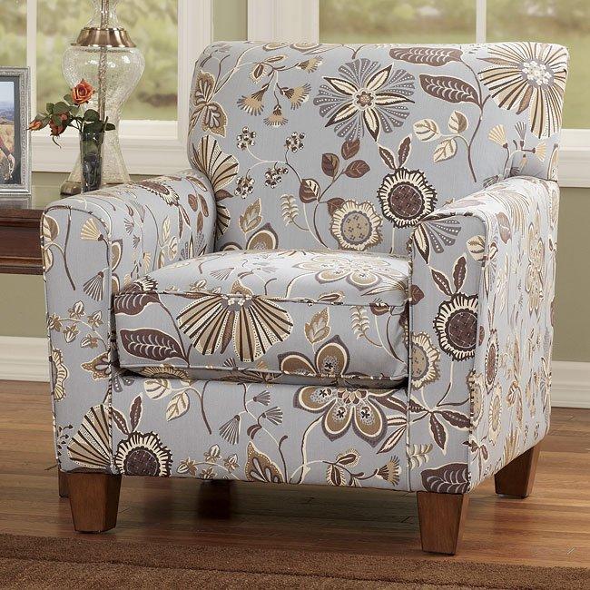 Sophia - Khaki Accent Chair