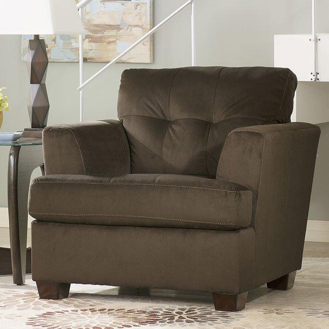 Dallas - Chocolate Chair