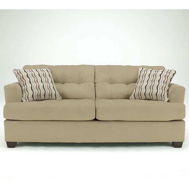 Dallas - Khaki Sofa