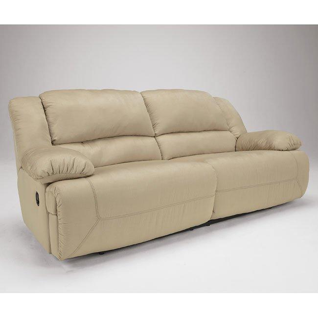 Hogan - Khaki 2-Seat Reclining Sofa