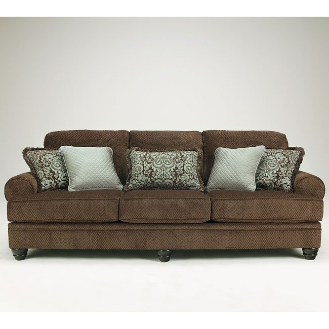 Crawford - Chocolate Sofa