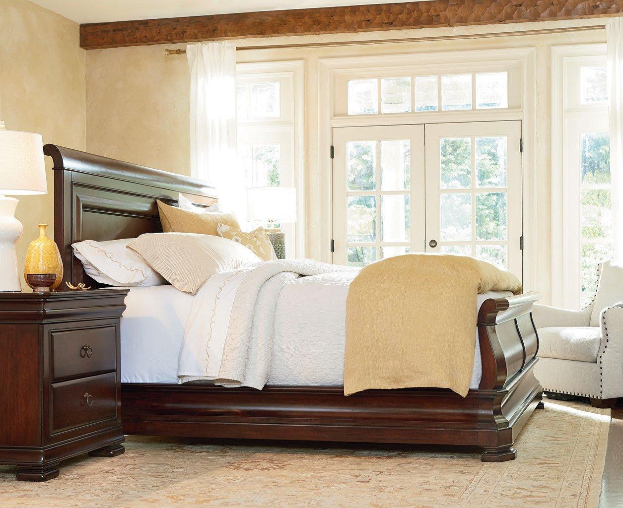 Reprise Sleigh Bedroom Set Universal Furniture Furniture