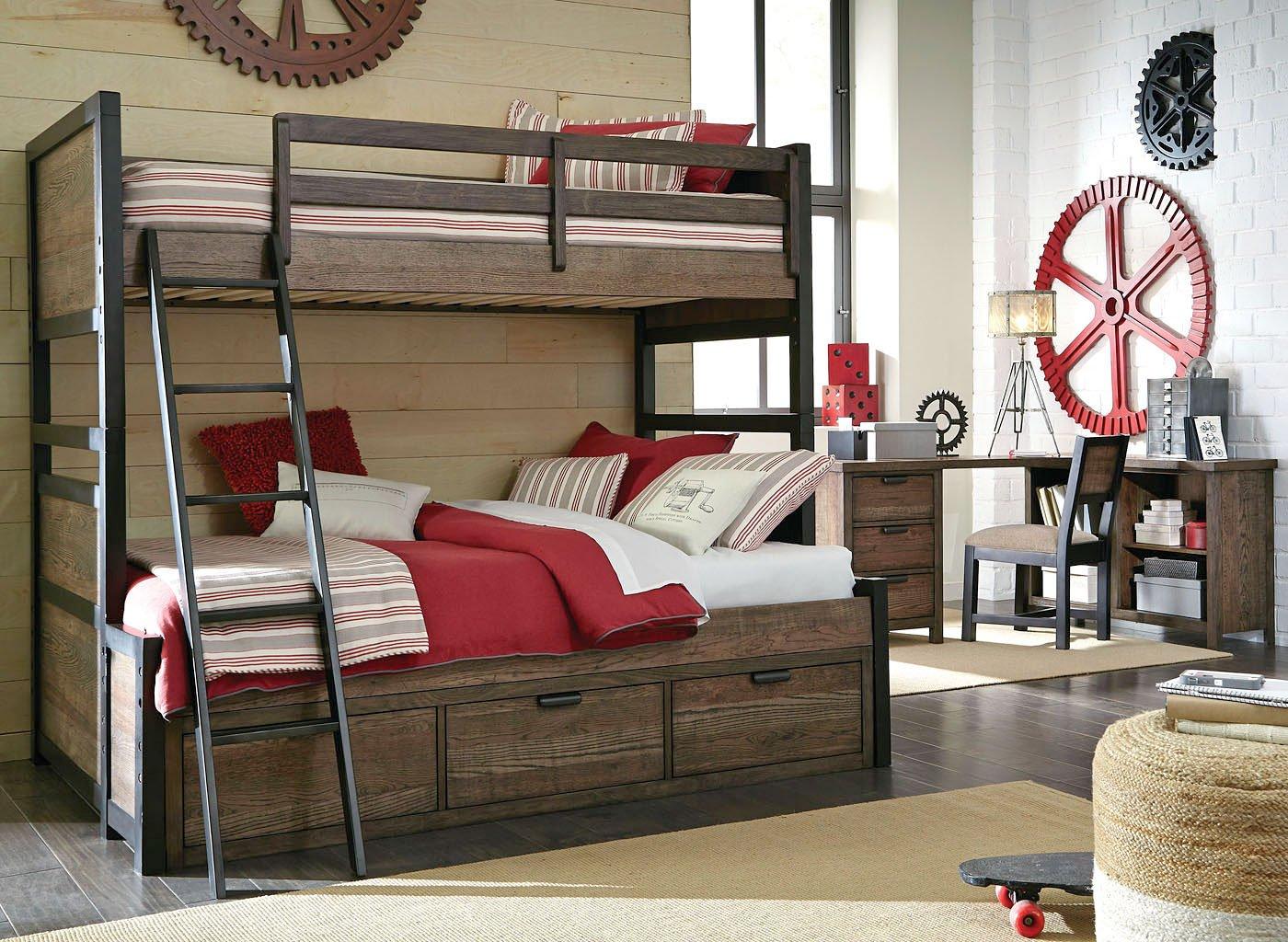Fulton County Bunk Bedroom Set
