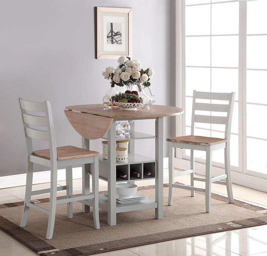 ridgewood counter height dining set bernards 1 reviews