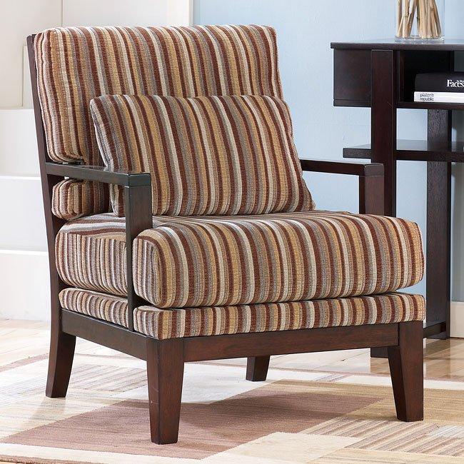 Hadley - Grain Showood Accent Chair