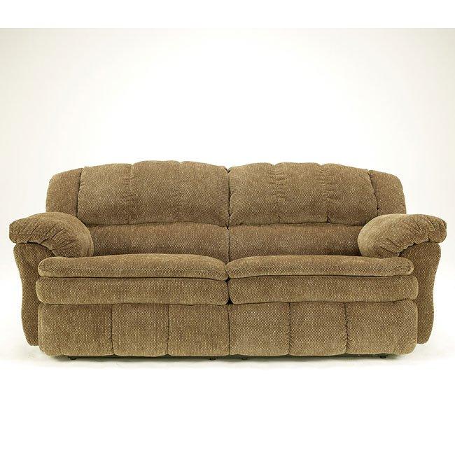 Bandera - Brownstone Reclining Sofa