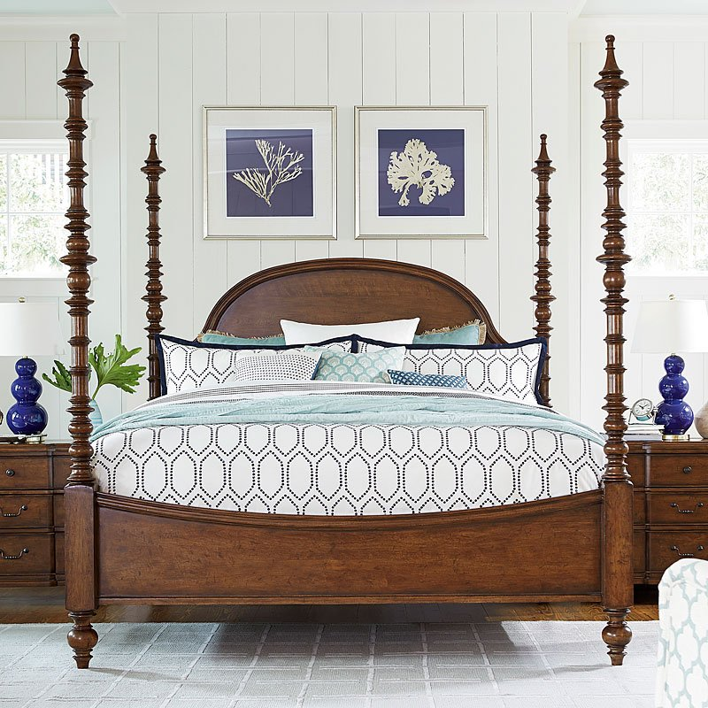 Dogwood Poster Bed Low Tide