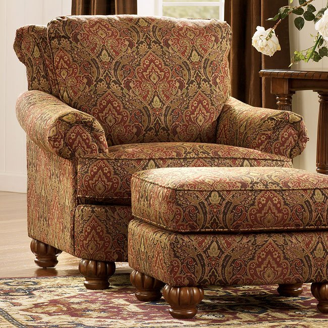 Burnham - Amber Accent Chair