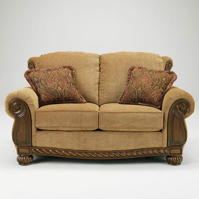 Burnham - Amber Loveseat