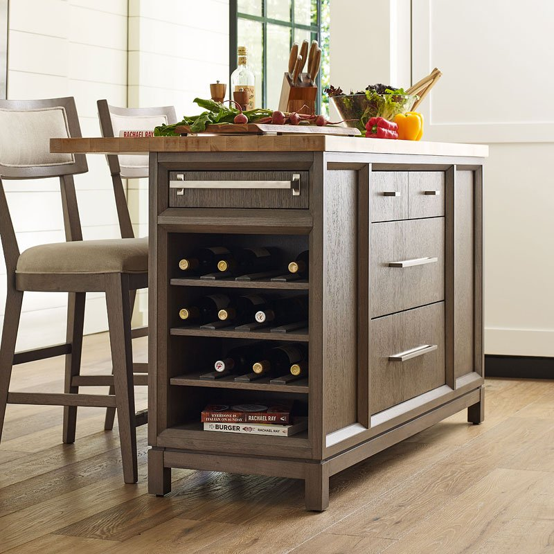 Highline Kitchen Island