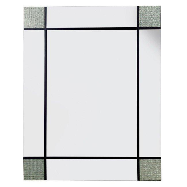 Prism Mirror (Dark Mahogany)