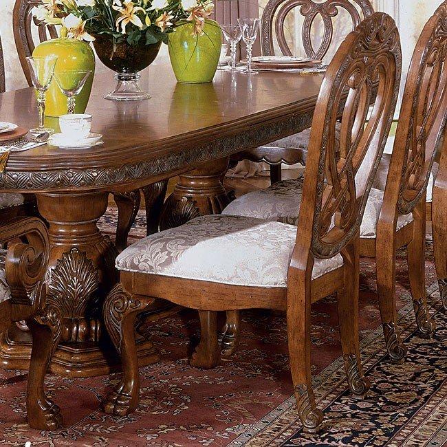 Eden Dining Room Set Aico Furniture 1 Reviews Furniture
