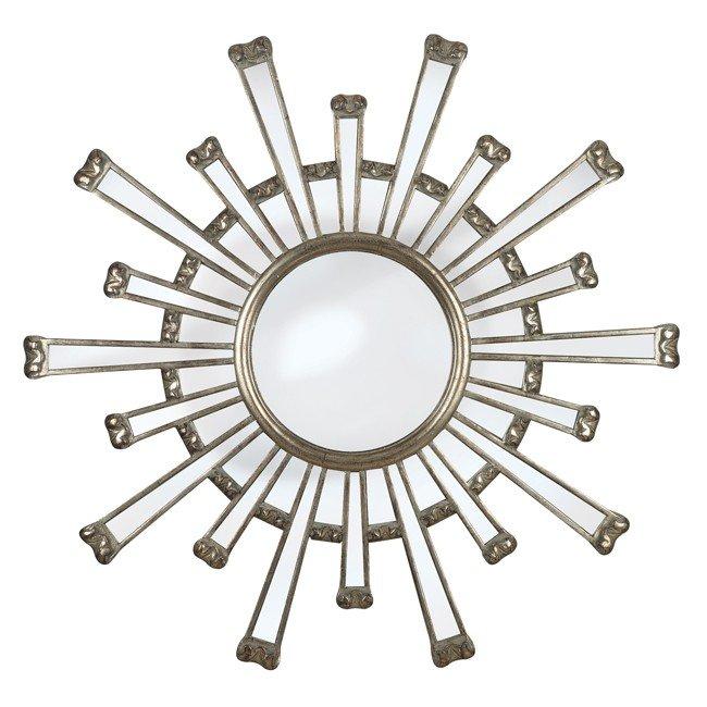 Cameron Wall Mirror (Silver)