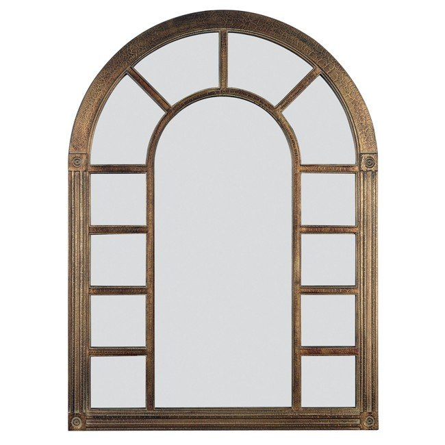 Cathedral Wall Mirror (Bronze)