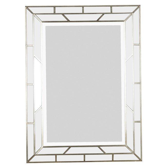 Lens Wall Mirror (Silver)