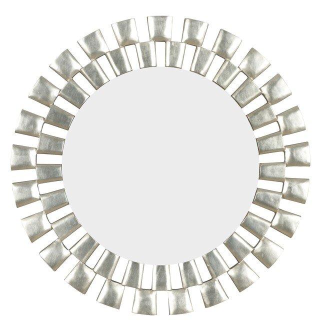 Gilbert Wall Mirror (Silver)