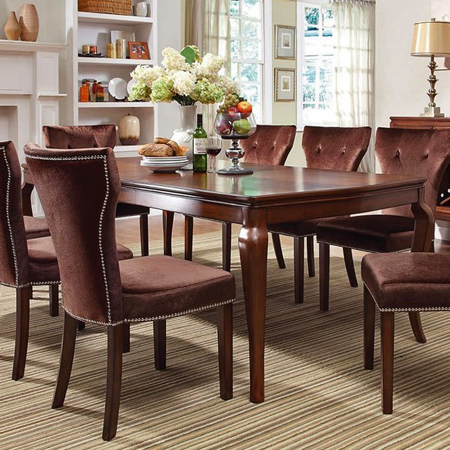 Toulouse Formal Dining Room Set Acme Furniture: Kingston Formal Dining Room Set Acme Furniture