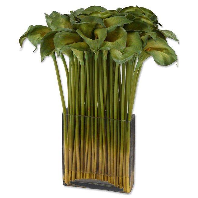 Green Goddess Long Stem Bouquet