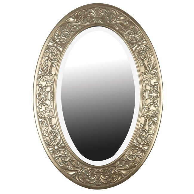 Argento Wall Mirror (Champagne Silver Gold)