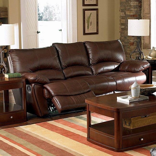 Clifford Double Reclining Sofa
