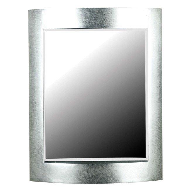Sacramento Wall Mirror (Silver)