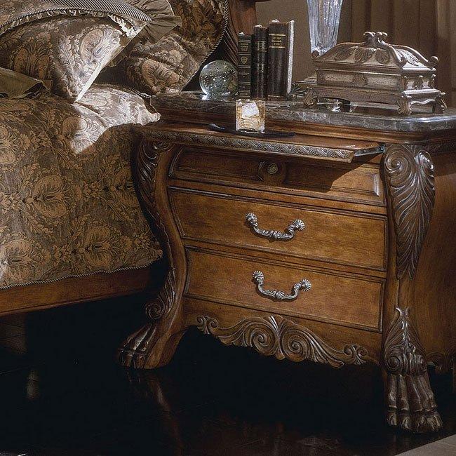 Eden Poster Bedroom Set Aico Furniture 1 Reviews