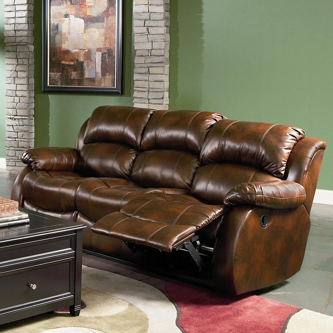 Excellent Morrell Leather Reclining Sofa Home Interior And Landscaping Palasignezvosmurscom