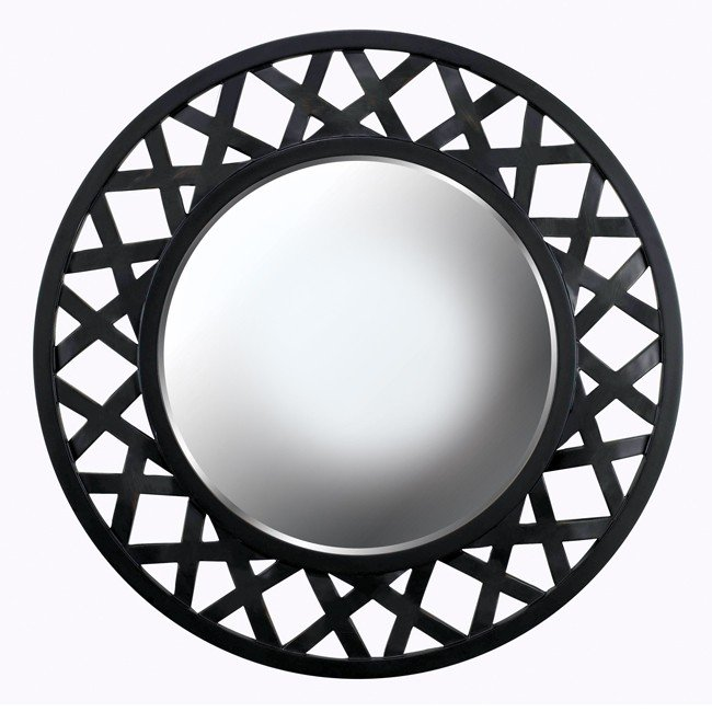 Heltor Wall Mirror (Bronze Patina)