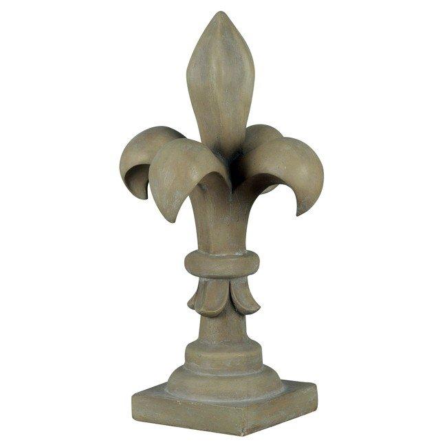 Fleur de Lis Finial (Sandstone)