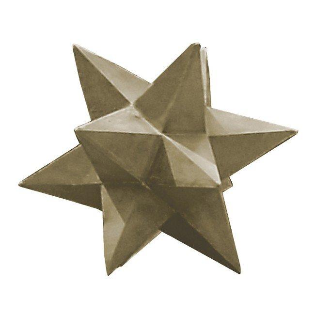 Dimensional Star (Sandstone)