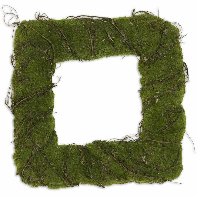 Terra Verde Moss Wreath (Set of 2)