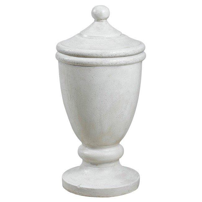 Covered Urn (Roman White)