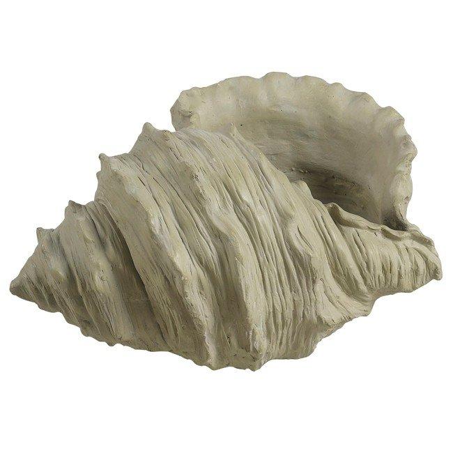 Conch Shell Planter (Sandstone)