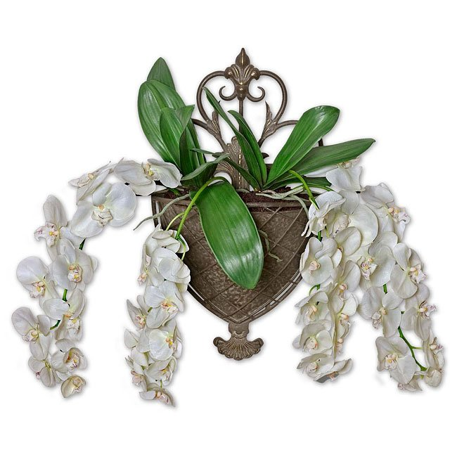 Orchid Falls Wall Sconce
