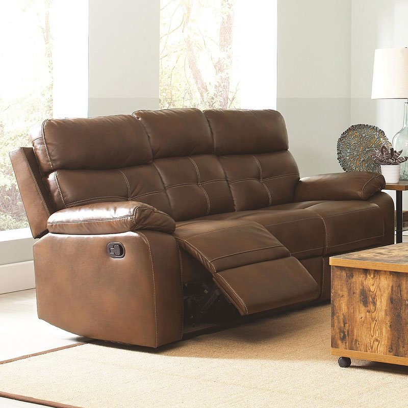 Damiano Reclining Living Room Set Coaster Furniture