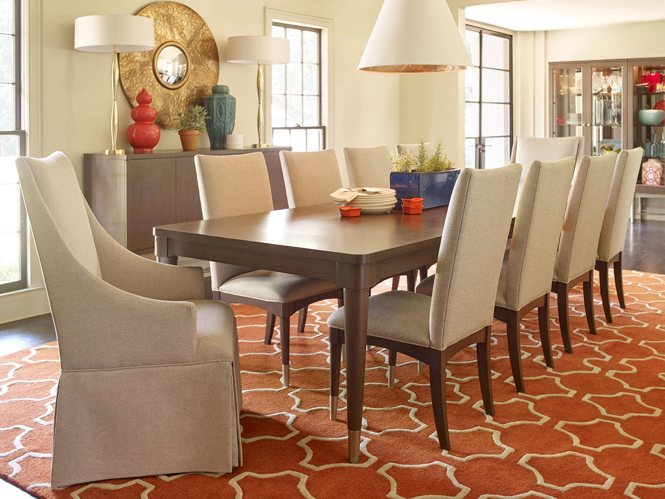 Soho Rectangular Dining Room Set