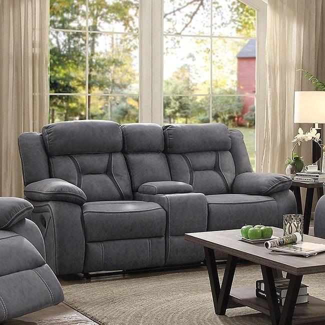 Sale Furniture Houston: Houston Reclining Living Room Set (Stone) Coaster