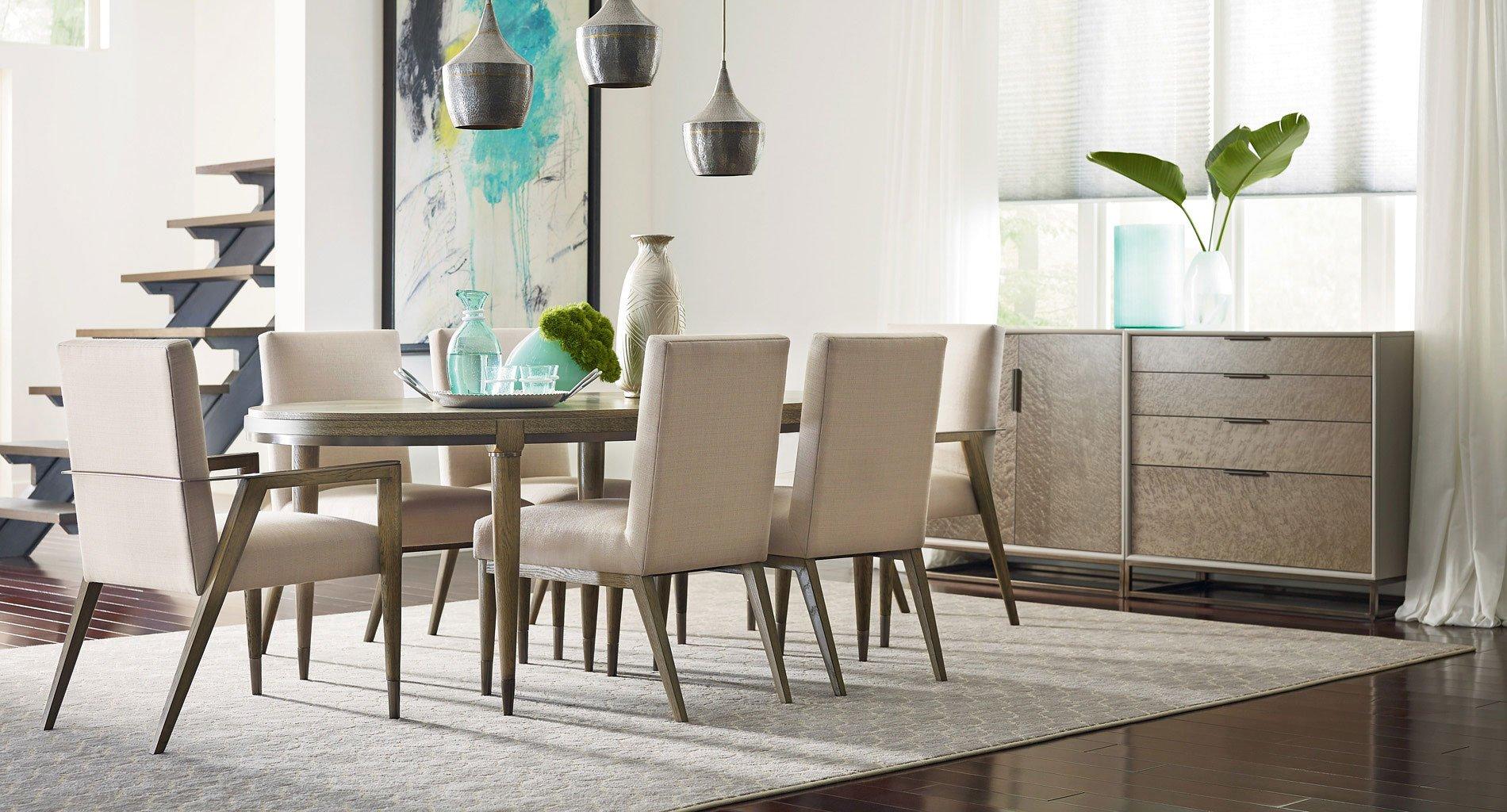AD Modern Classics Lloyd Oval Dining Room Set