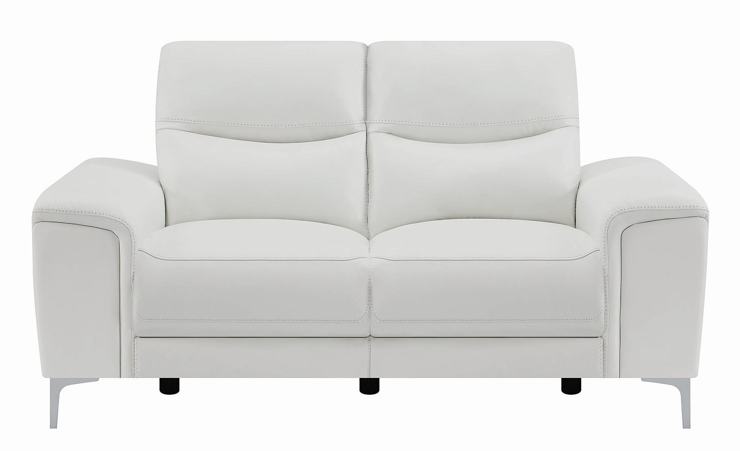 Strange Largo Power Reclining Loveseat White Gmtry Best Dining Table And Chair Ideas Images Gmtryco