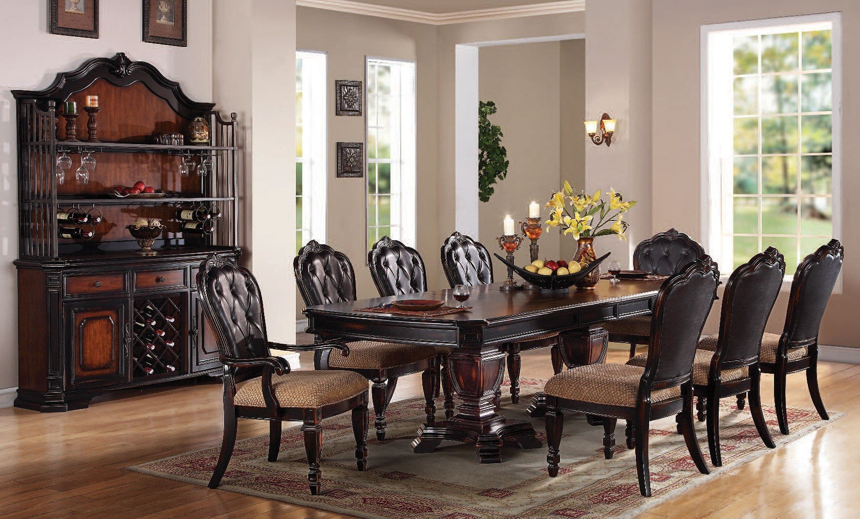 Asian Kitchen Le Havre le havre dining room set