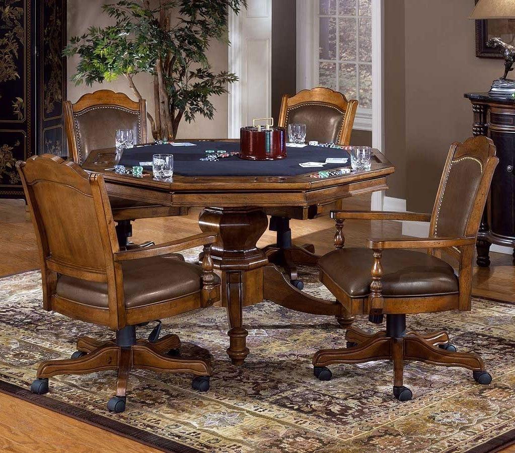 Nassau Game Table Set